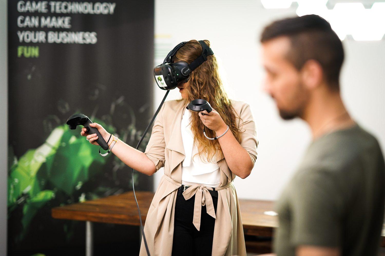 Virtual Reality Den Haag